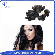 Good Quality Spring Curl 100% Virgin Peruvian Human Hair Suppliers In China