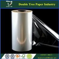 matt and gloss film/bopp thermal lamination film&stretch film&packaging