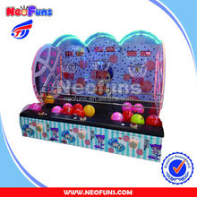 Kids Basketball arcade game machine, Exercise basketball game machine for Kids, Kids Basketball shooting game for 3 players