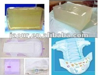 Hotmelt Glue for Baby Diapers, Glue for Body Skin