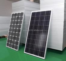 panel solar 50w 75w 80w 100w 200w 300w factory solar panel price