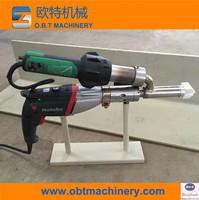 PP PE PVC welding gun / hand held welder / heat gun for plastic