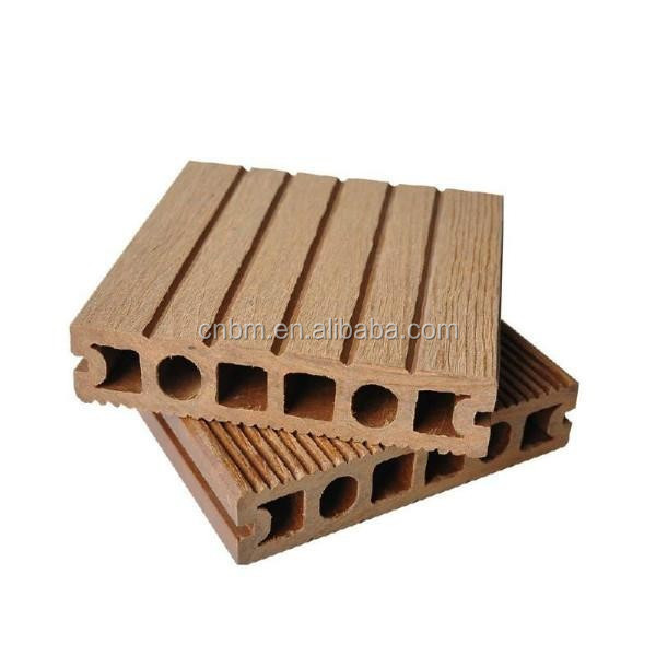 Factory price fire resistant wood plastic composite