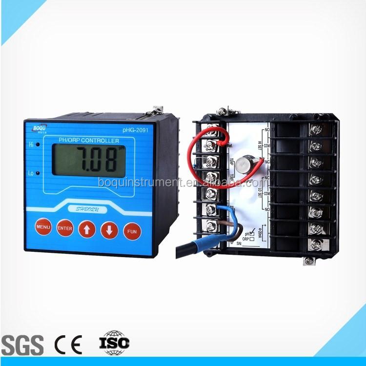 Phg 2091 ph testeur piscine ph compteur de liquide for Testeur eau piscine