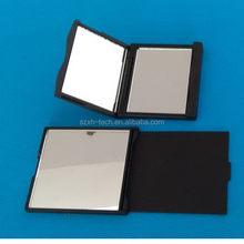 Top level professional plastic mirror compact