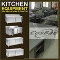 Hotel venta de acero inoxidable gabinete de cocina / armario de la cocina BN-C01