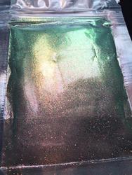 Chameleon glitter for Comestic use