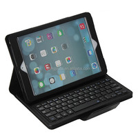 Detachable Bluetooth Keyboard Leather Case For Ipad Air