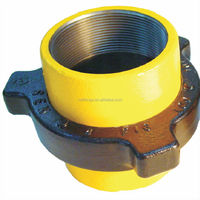 High pressure pipe stainless steel fmc weco fig 1003 hammer union