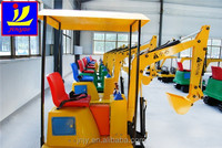 JYZ90 degree excavation kit toy for kids, excavator for fan, kids new mini electric toy excavator