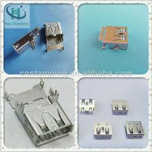 Custom PCB Board Male Female Usb Connector Shell