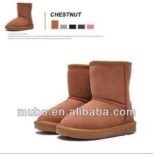 2015 Australia Sheepskin Warm Winter Kids Boot Girl; Half Boots Baby
