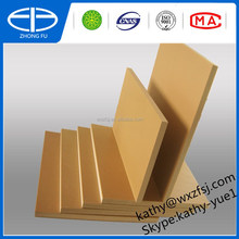 PVC foam board with different density fores board kappa