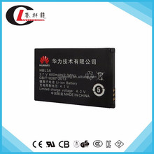 OEM service Mobile Phone Battery for HAUWEI HBL3A