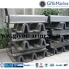 CCS marine wholesale DA type boat super arch pneumatic rubber fender
