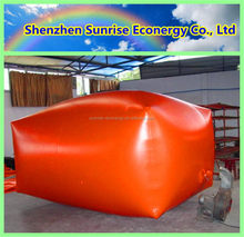 Super quality top sell biogas storage for biogas plant