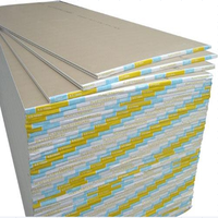 12mm and12.5mm thickness general / common gypsum board 9mm