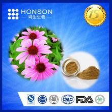 for herb medicine supplier 3% cichoric acid organic echinacea extract