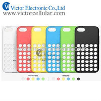 Mobile phone hot selling new silicone case for iphone 5C