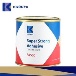 KRONYO v15 leather adhesive for leather z4