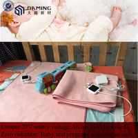 Super soft high quality baby fleece korean blanket for warming bed