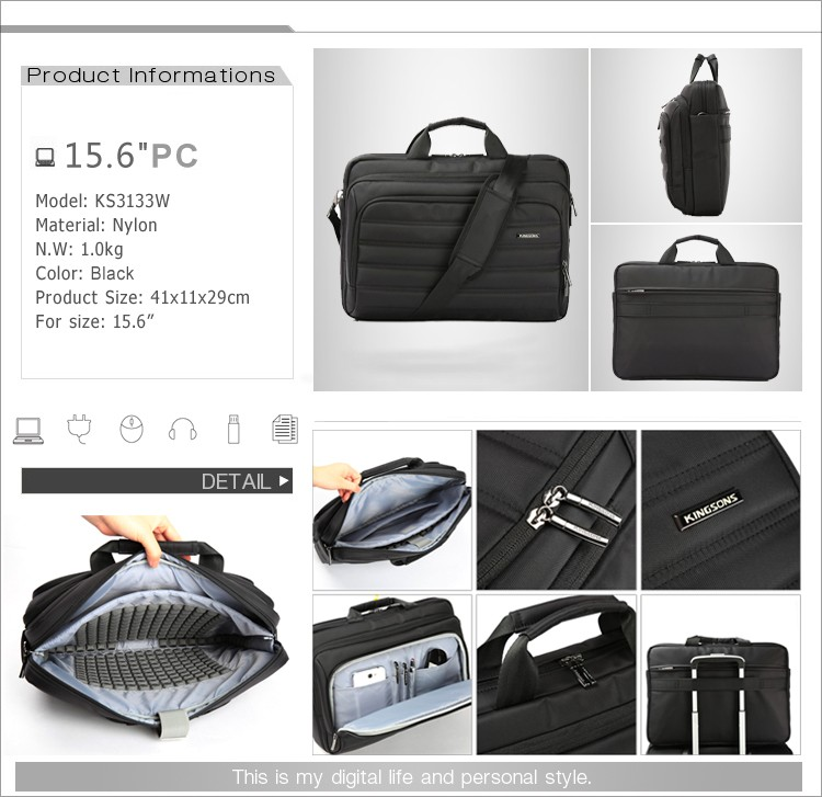 Fancy 9.7 inch good quality tablet laptop bags