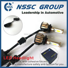 NSSC COB Technology High Power Car LED Head Light Perfect Replacement of HID