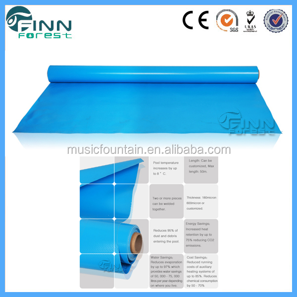 Guangzhou Supplier China Inground Pool Liner Swimming Pool Excellent In Ground Vinyl Liner Pool