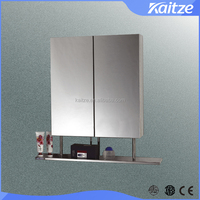 China Wholesale Top bracket Bathroom Mirror Cabinet