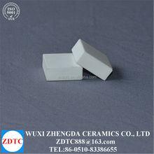 White ceramic piece