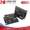 LINK-MI LM-EPN22 With DIP Switch HDMI Over Gigabit Ethernet LAN Extender 120m