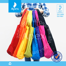 The Travel Folding Shopping Bag Recycle Nylon Bags