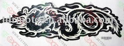 Motorcycle fashion decal / stickers