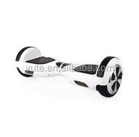 2015 popular selling Colorful smart 2 wheels self balancing scooter with LED lights scooter with sidecar