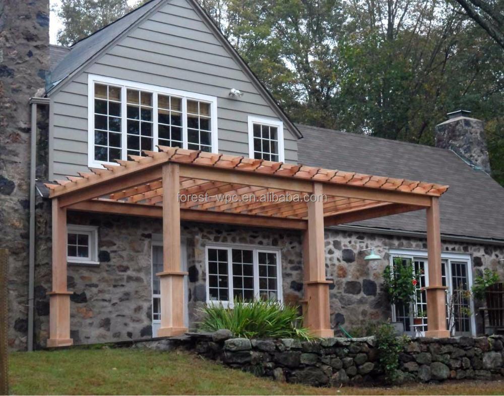 wpc giardino pergolato pergolato cina balcone pergola. Black Bedroom Furniture Sets. Home Design Ideas