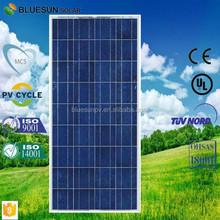 Good price best quality poly 150w solar power kits