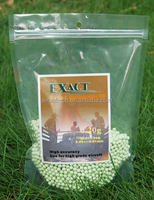 6mm 0.20g airsoft ammo airsoft parts plastic ball bb pellets For AEGs