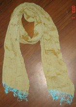 Fashion scarves 100% Silk