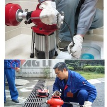 HONGLI D150 hot sale sewer cleaning tools with CE