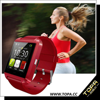 2015 Hot Selling Cheap Bluetooth U8 Smart Hand Watch Mobile Phone Price