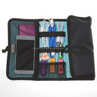 Universal Travel Bag for Small Electronics and Accessories Organizer