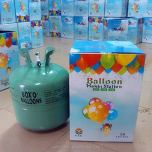 2015 Latest DOT/CE Standard Disposable Balloon Helium Cylinder