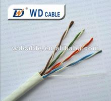 PE Insuration Cat 5e Networking Wire 24 / 26AWG Fluke Test Pass