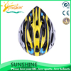 Funky bicycle helmets, adult colorful helmet bicycle