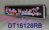 free shipping Desktop RB LED Display