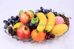 10 Artificial Fruit Basket Artificial Weighted Fruit