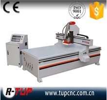 China Jinan Professional best price long lifetime 1325 multi-spindle cabinets furniture wooden door making machine router cnc