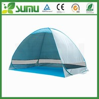 UV protection single layer cheap beach tent