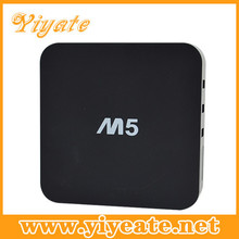 2015 best selling android smart tv box support 3d gameAmlogice S805 quad core amlogic M5 android tv box android 4.4 Smart TV Box