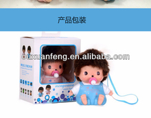 Top Selling Full Capacity Moveable Power Bank MONCHHICHI Toy Power Bank